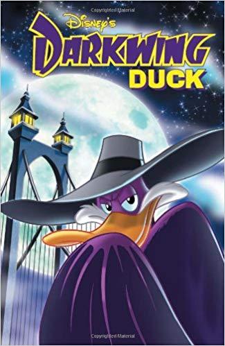Darkwing Duck - Reboot da Disney 1