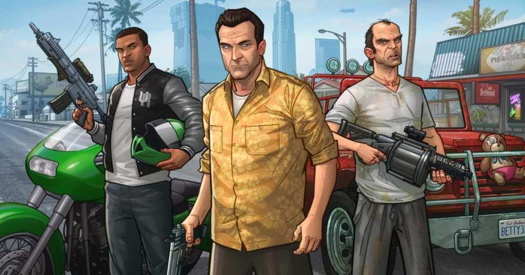 """Rumor GTA 6"""" será lançado em 2020 e ficará 1 mês exclusivo no PS5 1"""