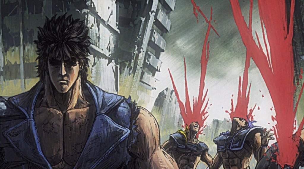 Hokuto no Ken [Fist of North Star] terá mangá lançado no Brasil anuncia JBC 2