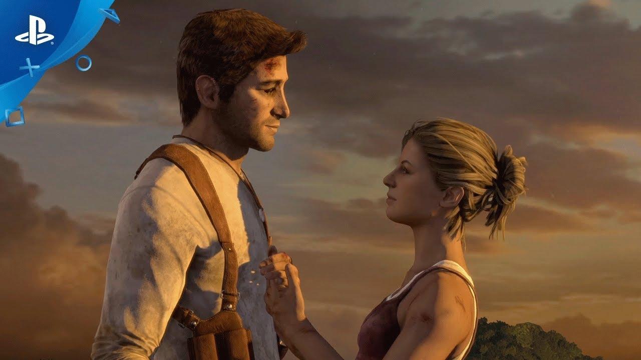 Filme da série uncharted não será baseado nos jogos 1