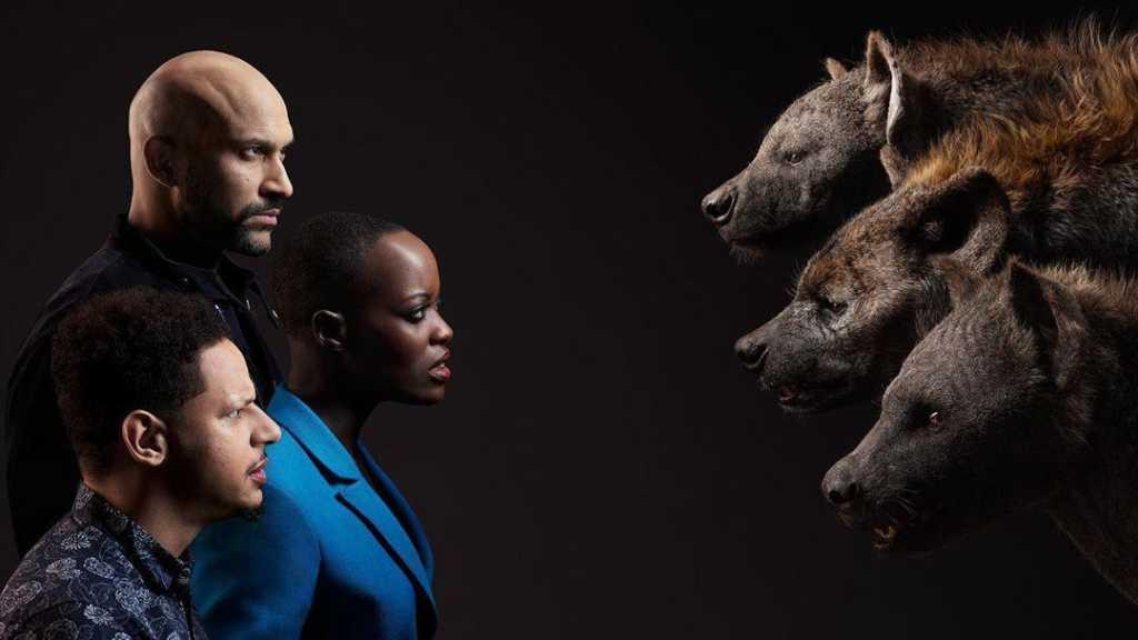 Novo filme - O Rei Leão - imagens mostram os dubladores frente a frente com seus pesonagens 3
