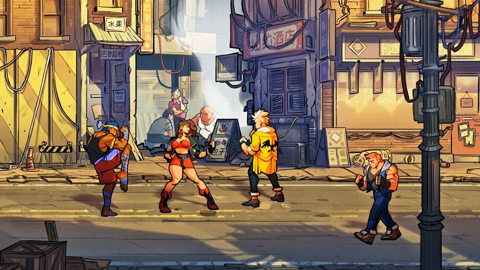 Street of Range 4 Novo jogo - Creditos: Guard Crush Games