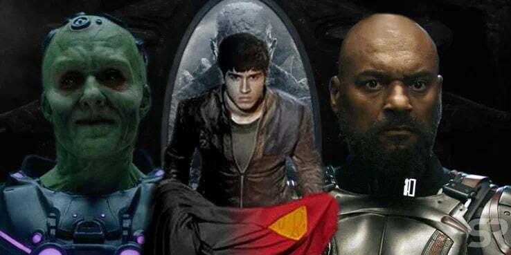 Krypton 1º Temporada SyFy