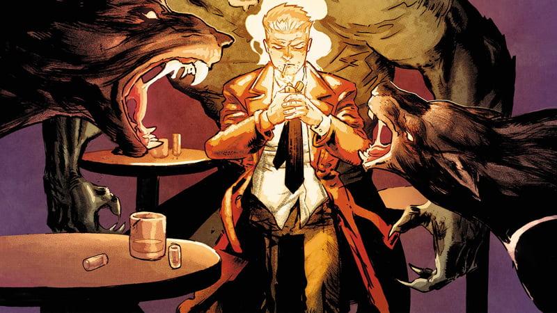 Hellblazer Constantine Comics
