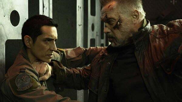 Nova imagem de 'Terminator: Dark Fate' 1