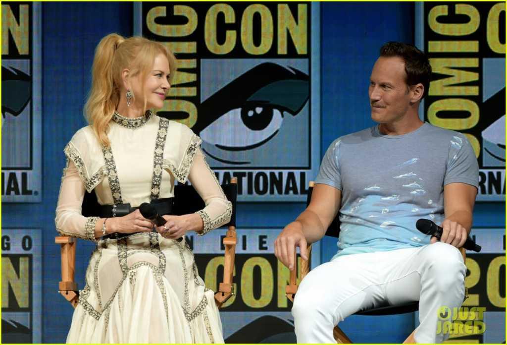 Patrick Wilson e Nicole Kidman