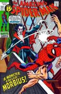 The Amazing Spider man #101
