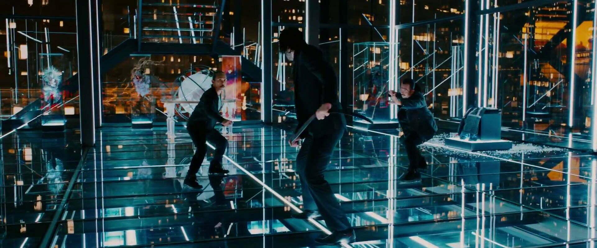 Cenas do filme Jonh Wick 3: Parabellum