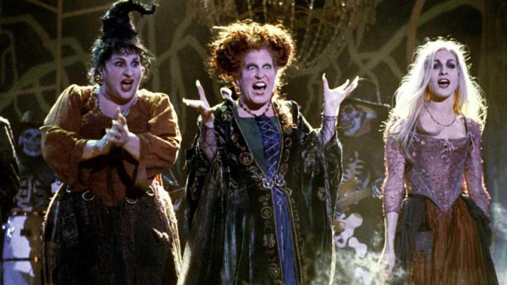 Bette Midler, Sarah Jessica Parker e Kathy Najimy (Abracadabra 1993)