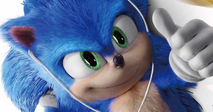 Sonic o Ouriço (Sonic the Hedgehog)