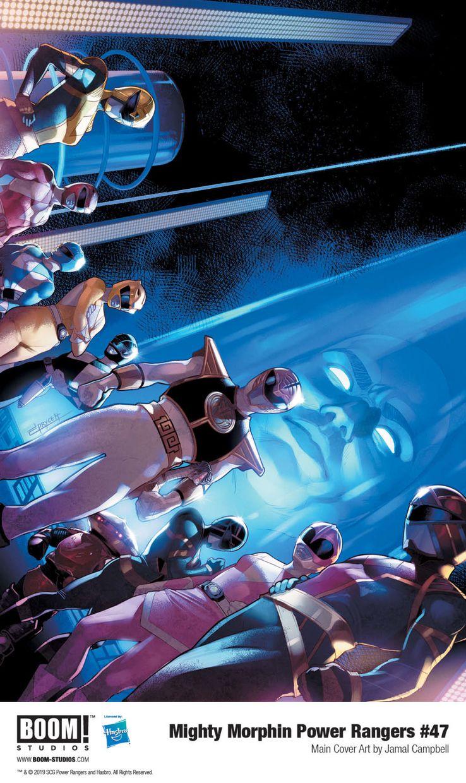Power Rangers - Necessary Evil