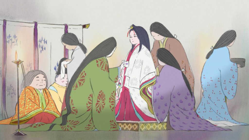 O Conto da Princesa Kaguya (2013)