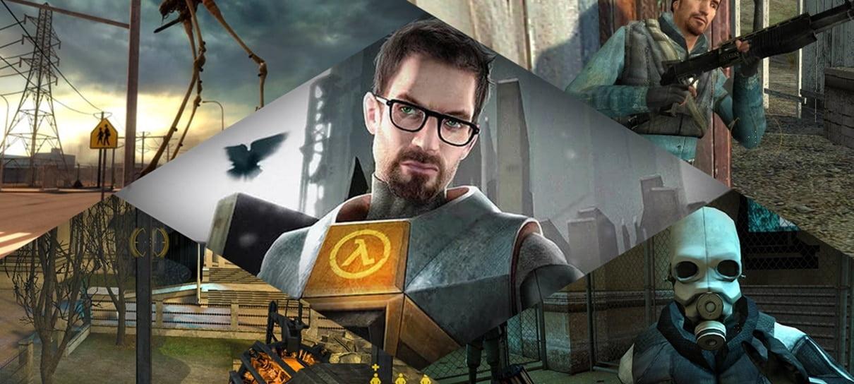 Half-Life Collection poderá ser jogado de graça até o lançamento de Half-Life Alyx 1