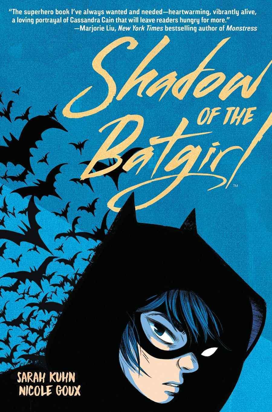 Sombra da Batgirl