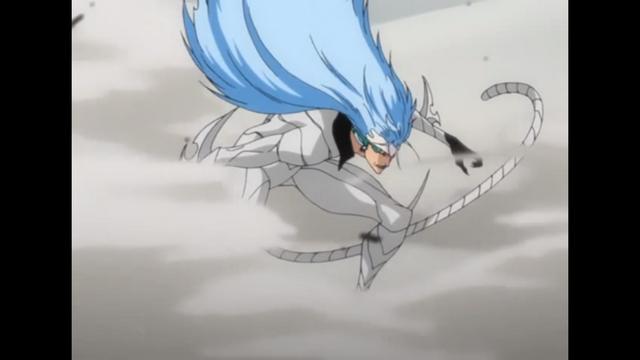 Bleach, Ichigo vs. Grimmjow