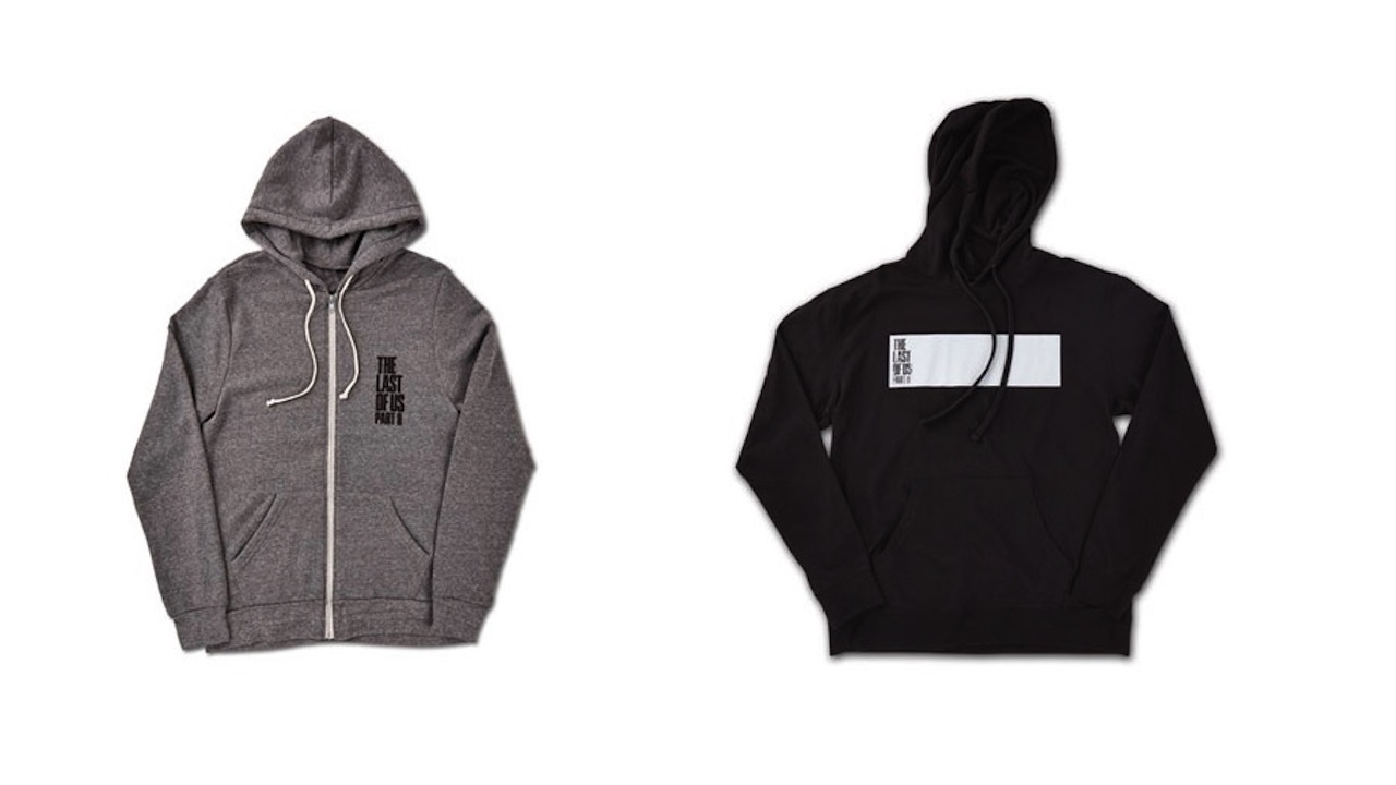 Zip-up ($60), pullover ($50)
