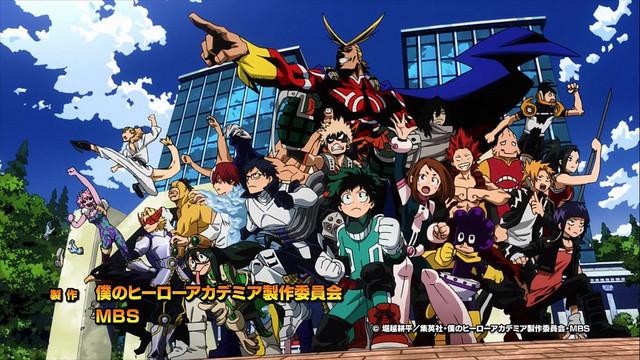My Hero Academia Anime Crunchyroll