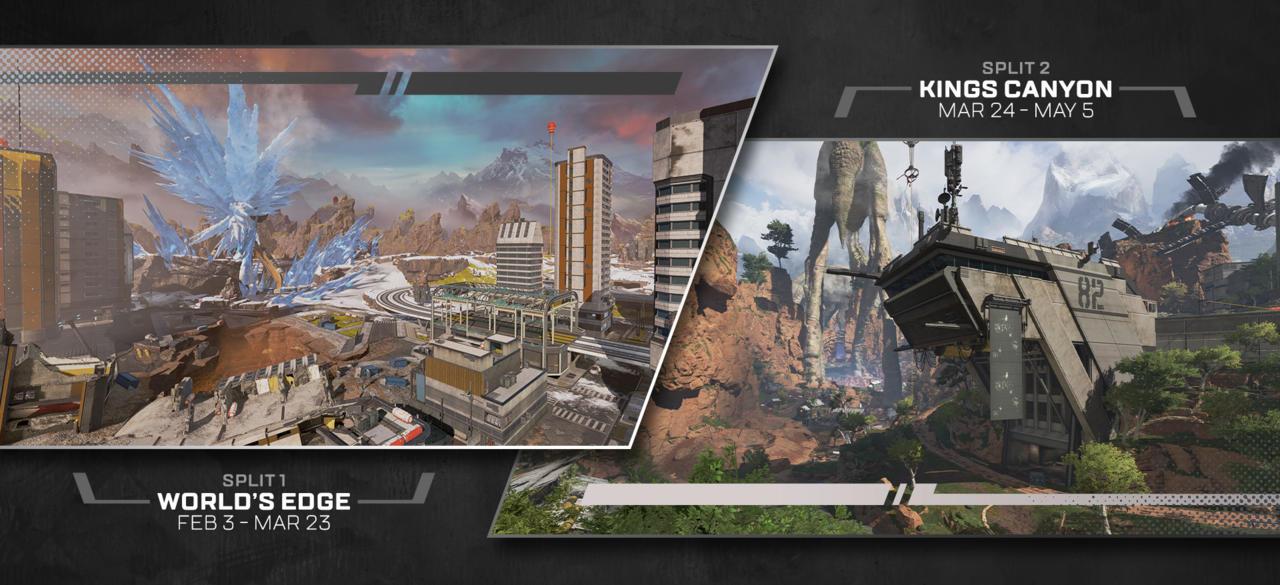 A quarta temporada será dividida entre dois mapas diferentes, em vez de focar apenas em um.