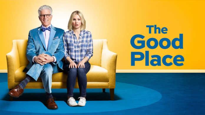 Explicou o final da série Good Place : Uma vida após a morte da paz