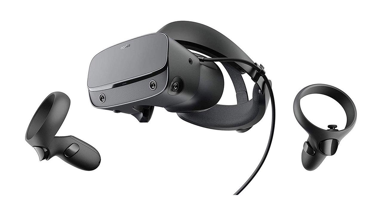 Fone de ouvido Oculus Rift S VR