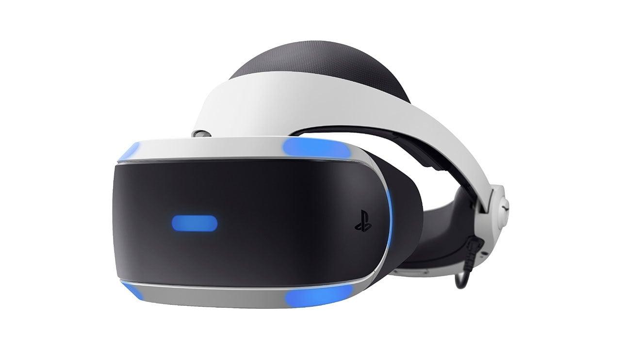 Fone de ouvido PlayStation VR