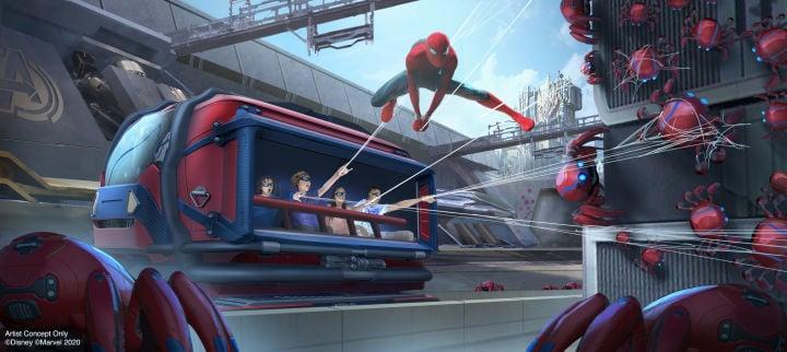 Marvel Avengers Campus - Todos os super-heróis e passeios que você experimentará 1
