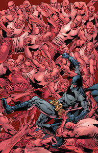 HaterComics - Hora de fazer a análise de de X-MEN # 8, O Túmulo do Batman # 6 2