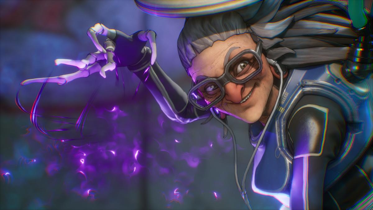Maeve é uma das melhores lutadoras contra danos em Bleeding Edge - mas suas habilidades não a tornam a opção mais acessível para iniciantes.