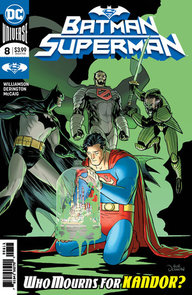 HaterComics – Análise de Batman/ Superman # 8, Ninguém Rosa # 1, O Fantasma Negro: Dura revolução 1