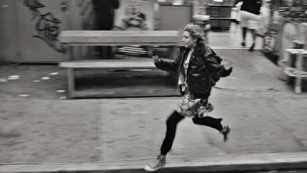 """Greta Gerwig stars as Frances in """"Frances Ha,"""" which she wrote along with Noah Baumbach. Credit...IFC Films"""