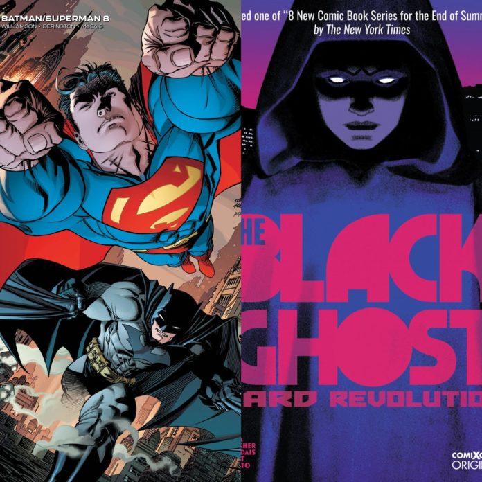 HaterComics (Batman Superman, O Fantasma negro)