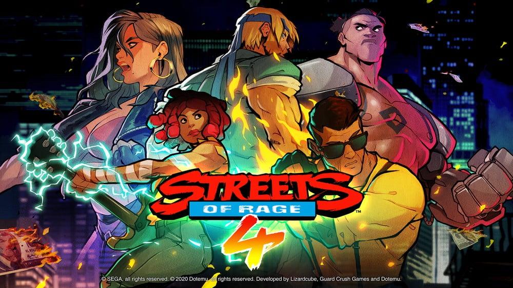 """Streets of Rage a história do """"briga de rua"""", o limbo e seu inesperado ressurgimento. 17"""