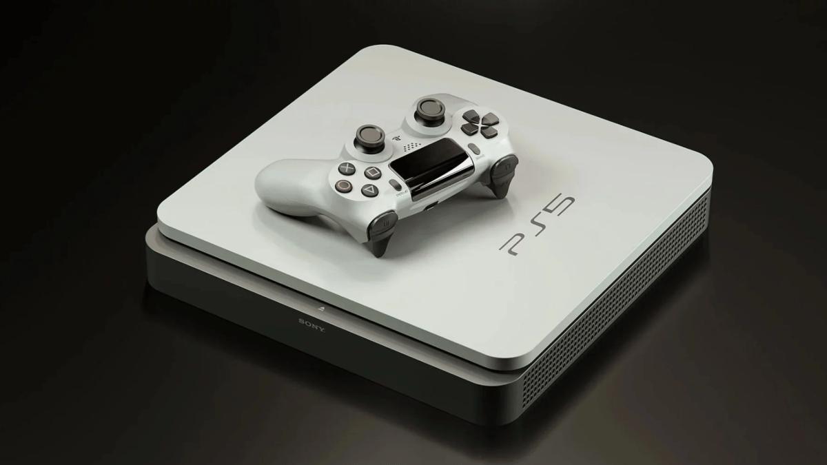 Um PS5 Pro será lançado juntamente com o modelo padrão?(Crédito da imagem: Desconhecido | Através do usuário do Twitter @xTHAFINESTx)