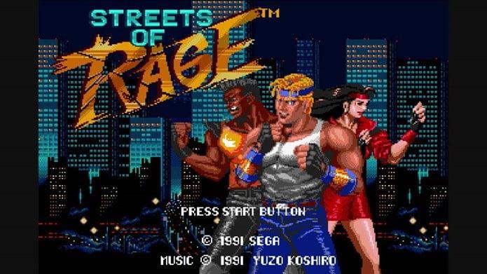 """Streets of Rage a história do """"briga de rua"""", o limbo e seu inesperado ressurgimento. 4"""
