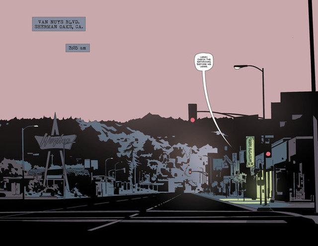 Crédito: Stephan Franck (Dark Planet Comics)