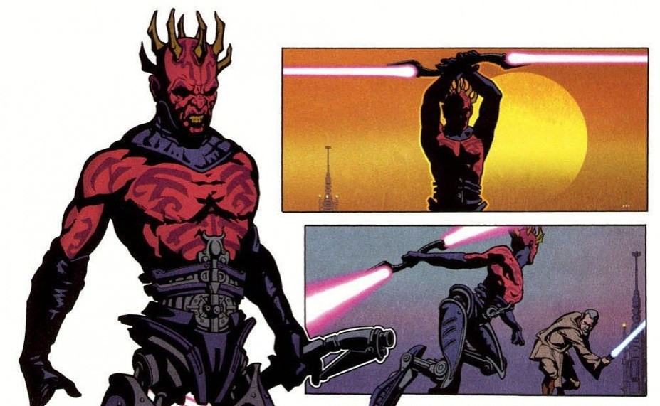 O essencial: Como Darth Maul passou de vilão de apoio a Ícone de Guerra nas Estrelas 5