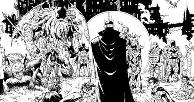 Criador de Dark Nights: Death Metal SCOTT SNYDER: comenta sobre a crise do coronavírus 1