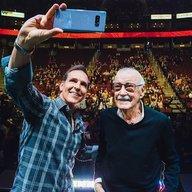 Todd McFarlane e Stan Lee