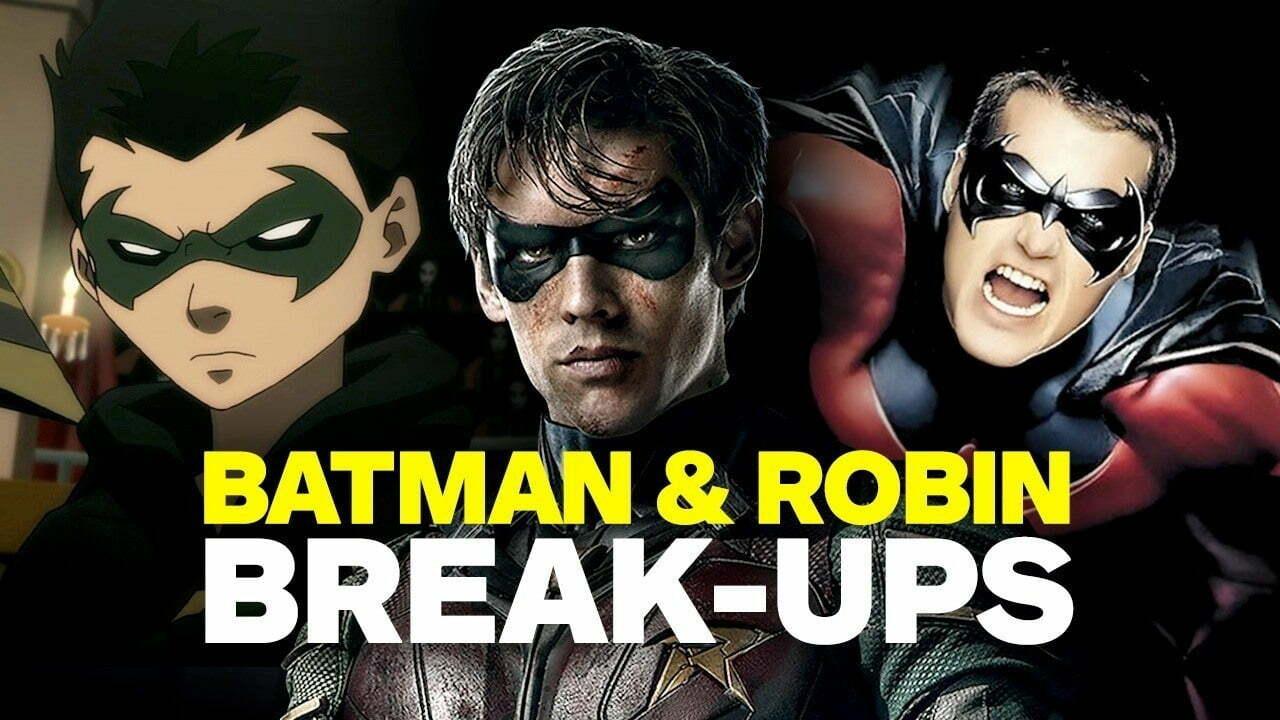 Batman e Robin: todos os personagens de quadrinhos que foram ajudantes do Batman