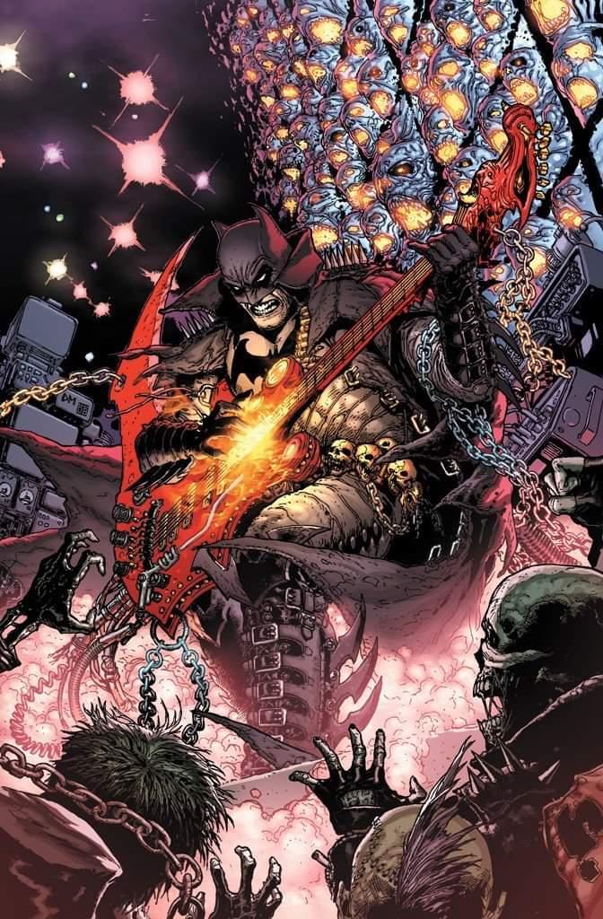 Criador de Dark Nights: Death Metal SCOTT SNYDER: comenta sobre a crise do coronavírus