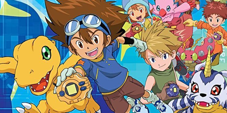 Digimon Adventure 2020 já foi aprimorado na série original 1