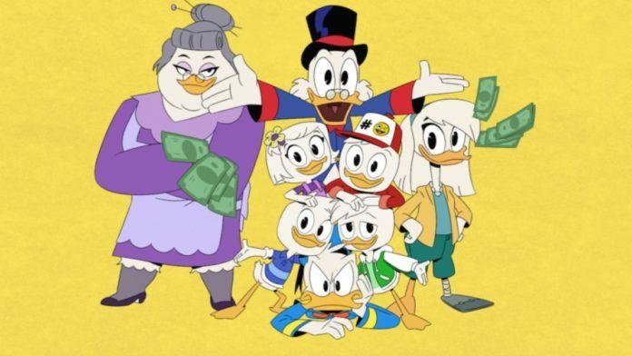 DuckTales Terceira Temporada - Teaser dos episódios por Matt Youngberg e Frank Angones