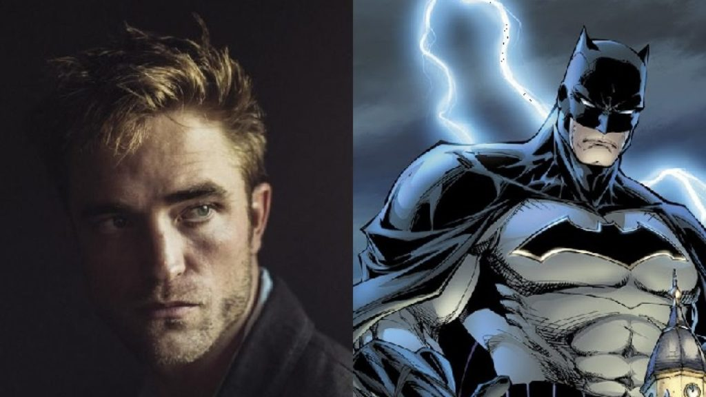 Robert Pattinson (Batman)