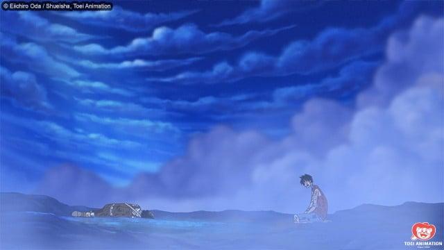 Luffy enfrenta Usopp