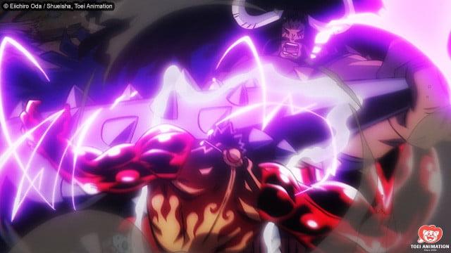 Kaido em One Piece