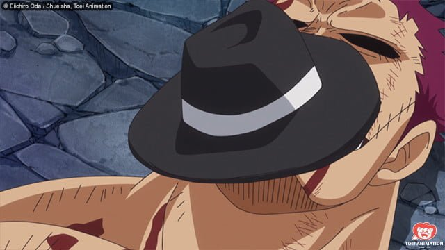 Katakuri em One Piece