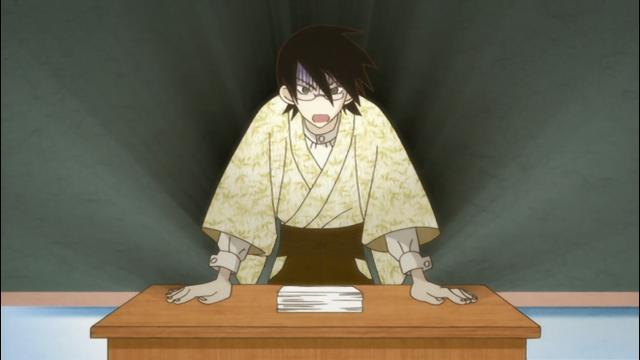 Nozomu Itoshiki de Sayonara Zetsubou-Sensei