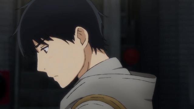 Rikuo está triste