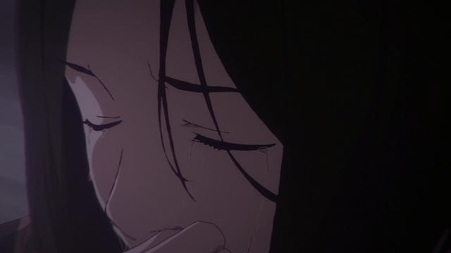 O passado de Shinako continua a agarrá-la