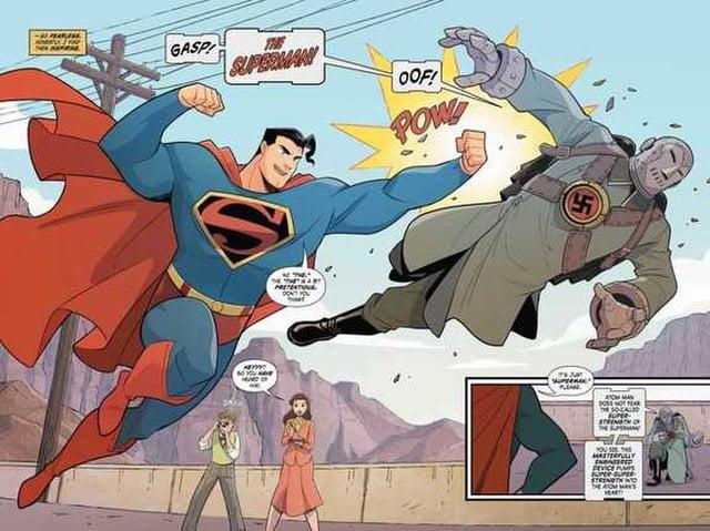 Como a luta na vida real do SUPERMAN contra a KU KLUX KLAN foi levada aos quadrinhos após mais de 70 anos 1